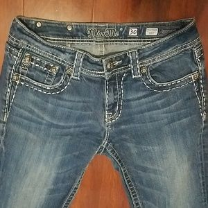 Miss Me size 30 Palm Hill Boot jeans